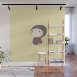 Little ladybeetle Wall Mural