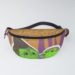 Penguinscoops - Waffle Witch Hat Fanny Pack