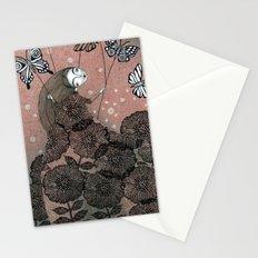 Night Garden (1) Stationery Cards