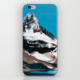 Mt. Assiniboine iPhone Skin