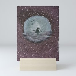 Moon Mini Art Print