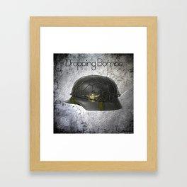 The Hidden Unicorn  Framed Art Print