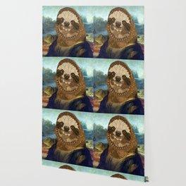 Sloth Lisa Wallpaper