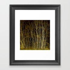 ARBRES Framed Art Print