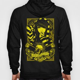 Seek Love Destroy Hoody