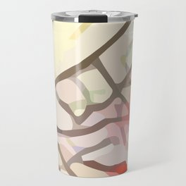 Crackle #6 Travel Mug