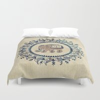 relax Duvet Covers featuring Relax  by rskinner1122