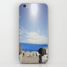 Beauty In The Distance iPhone Skin