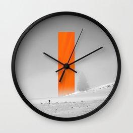 J/26 Wall Clock