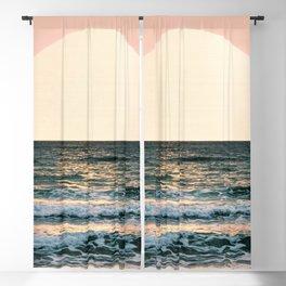 Summer Sunset Blackout Curtain