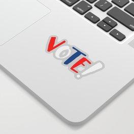 Vote! Sticker