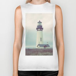 Oregon Lighthouse Biker Tank