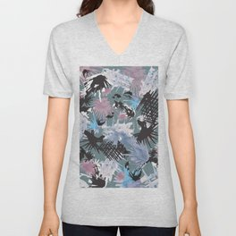 Splish Splosh Splat Unisex V-Neck