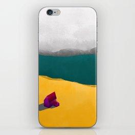 Simple Housing - Beyond the sea iPhone Skin