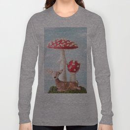 Animal Series: Deer  Long Sleeve T-shirt