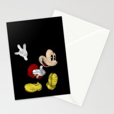 DISNEY MICKEY MOUSE: DARK MICKEY Stationery Cards