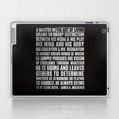 Always Be You-Black Laptop & iPad Skin