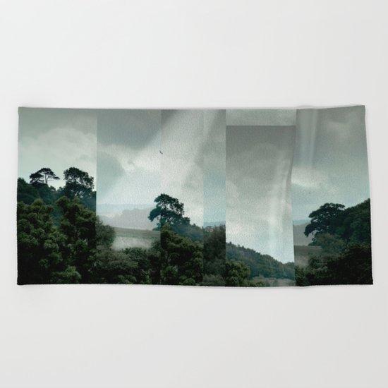 Gillingham Chopped Beach Towel