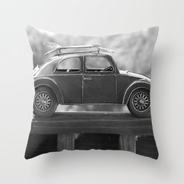 Surf Culture [Photography] Throw Pillow