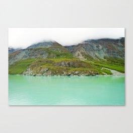 Glacier Bay Wilderness Alaska Canvas Print