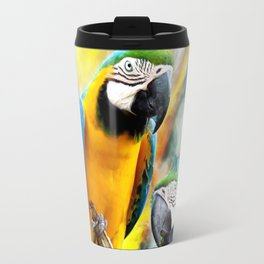 Macaw friends Travel Mug