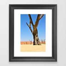 Namibia #society6 #decor #buyart Framed Art Print