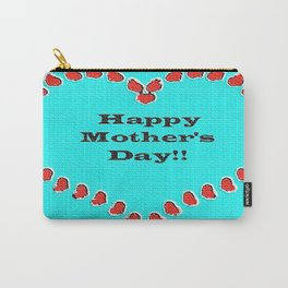 Happy mother's day Carry-All Pouch