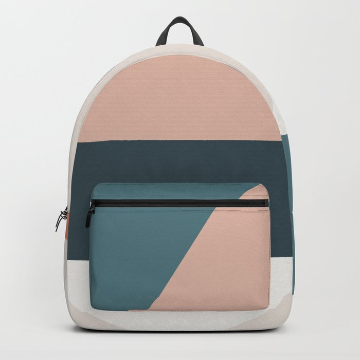 Cirque 01 Abstract Geometric Backpack