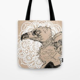 Vultures Tote Bag