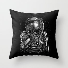 Secrets of Space 2017 Throw Pillow