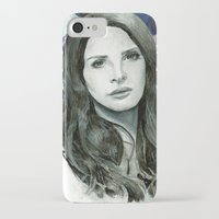 ultraviolence iPhone & iPod Cases featuring ULTRAVIOLENCE by Jethro Lacson