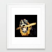 mad max Framed Art Prints featuring Mad Max by LiS Fotografie