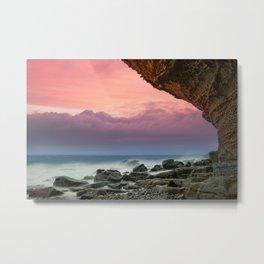 Isle of Skye Coast (Scotland) Metal Print