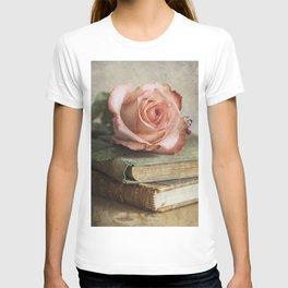 Smell of fresh rose T-shirt