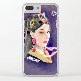 Tamara ! Clear iPhone Case