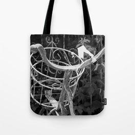 Silent Memories Tote Bag