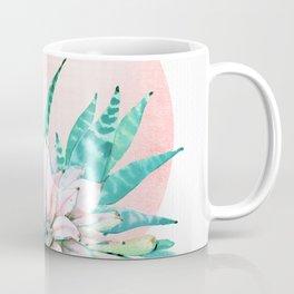 Desert Cactus Succulent Coffee Mug