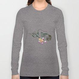 flower girl Long Sleeve T-shirt