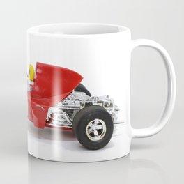 Red Racer  Coffee Mug