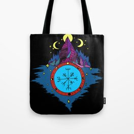Never lose your way Tote Bag