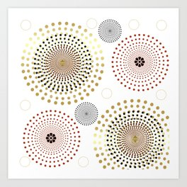 SphericaL 2 Art Print