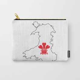Wales Carry-All Pouch
