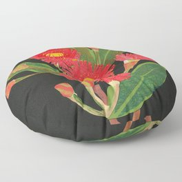 Flowering Gum Floor Pillow