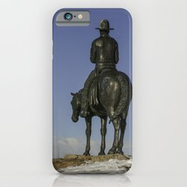 Cochrane Ranch iPhone Case