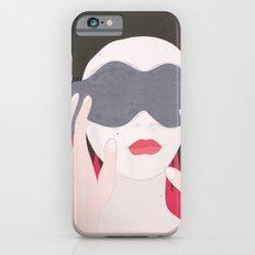 Eyes, blindfold iPhone 6s Slim Case