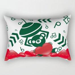 Claw_Crane_Game Rectangular Pillow