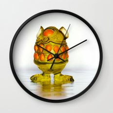 Monster Toy Wall Clock