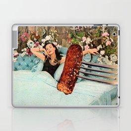 Breakfast in Bed Laptop & iPad Skin