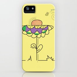 A summer's day iPhone Case