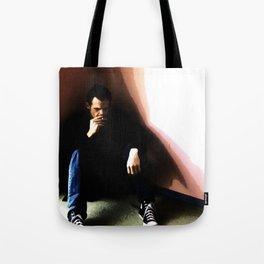 In the Corner #2 Tote Bag